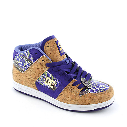DC Shoes Womens DB Manteca LE