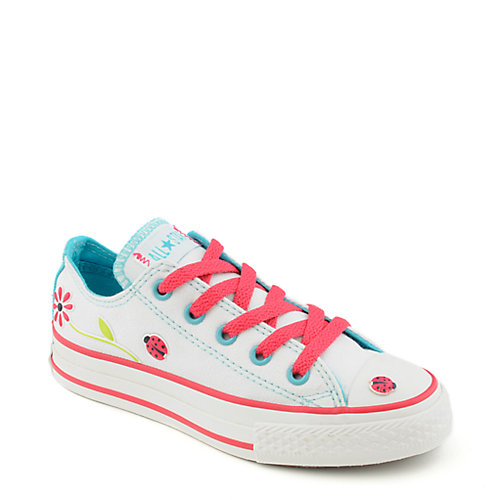Converse Kids All Star Flowers Ox