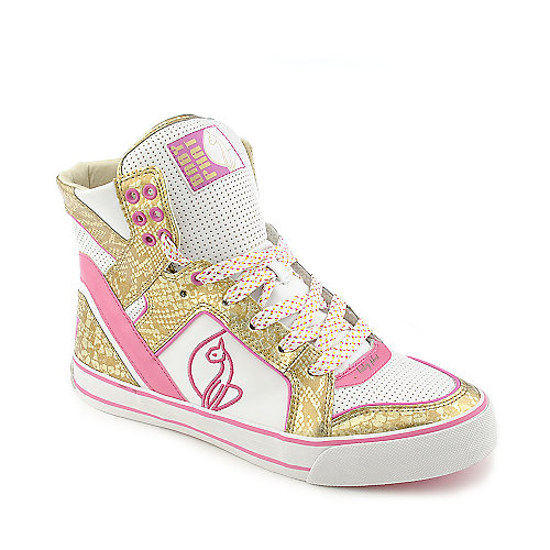 Baby Phat Womens Poppin Cat Hi