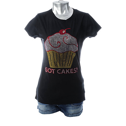 Seleb Tees Womens Got Cakes