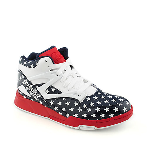 Reebok Mens Pump Omni Light Star