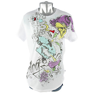 Akademiks Cosmix Graphics T-Shirt