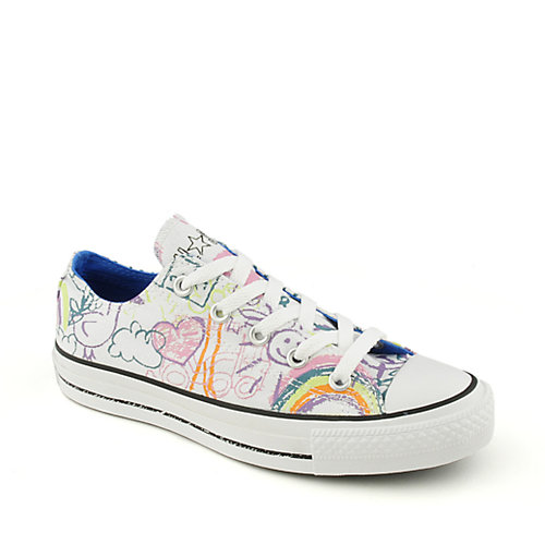 Converse Kids All Star Chalk Ox