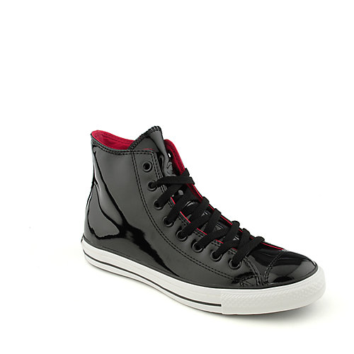 Converse Mens All Star Leather Patent Hi