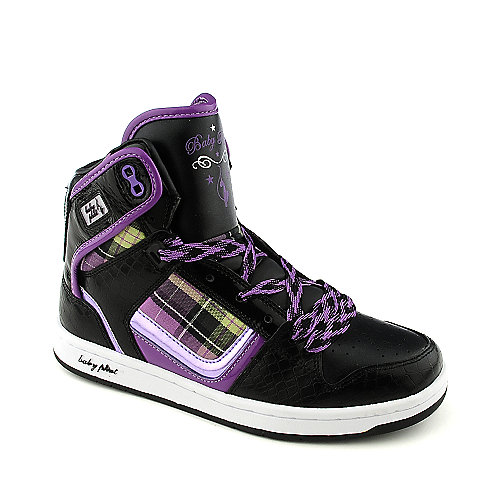 Baby Phat Womens Pure Cat Hi