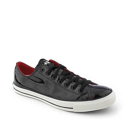 Converse Mens Chuck Taylor Leather Patent Ox