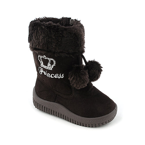 Shiekh Infant Princess Suede Boot