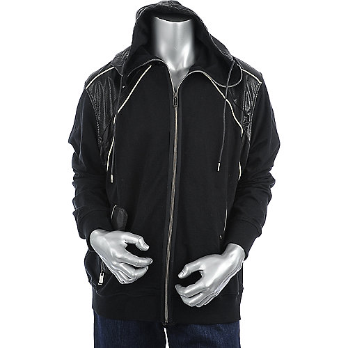 Sean John Mens Hoodstrap Jacket