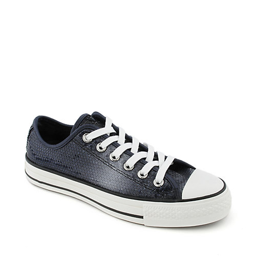 Converse Kids All Star Sequins Ox