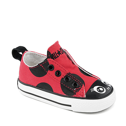 Converse Toddlers All Star Lady Bug Slip