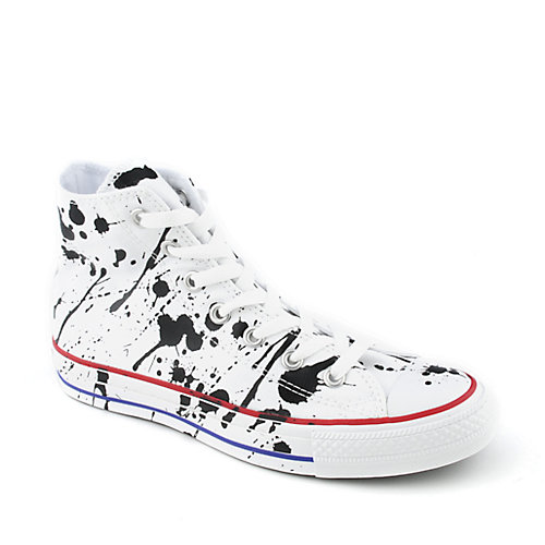 Converse Mens All Star Splatter Hi