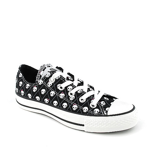 Converse Womens All Star Skull Ox