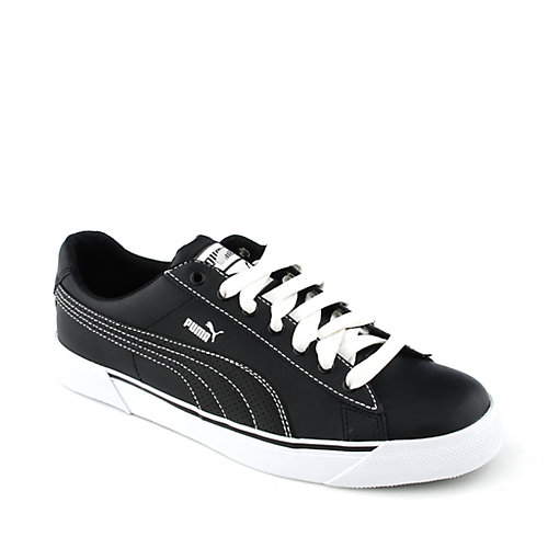Puma Mens Benny Leather Perf