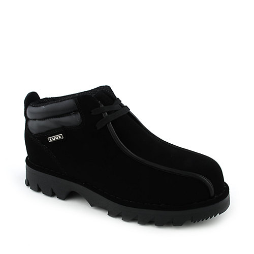 Lugz Mens Pathway Casual Boots Black