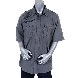 Akademiks Gun Metal Shirt