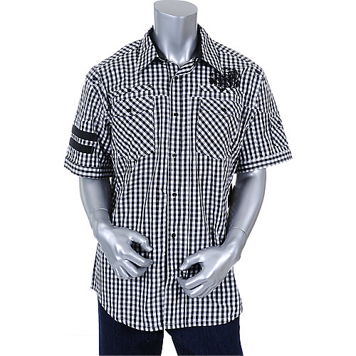 Live Mechanics Mens Incres Woven Shirt