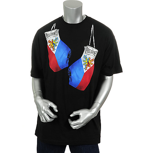 Pinoy Street Team Mens Traditional Gloves Tee