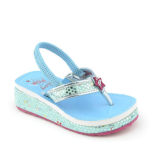Pastry Toddler Blueberry Pop Stars Sandal