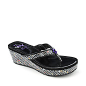 Kids Pop Stars Licorice Sandals
