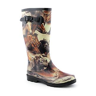 Womens Rain Boot-9