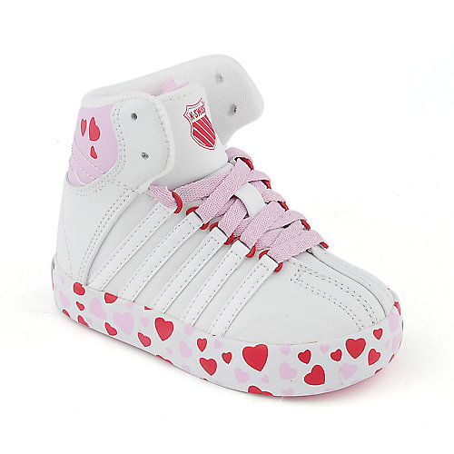 K-Swiss Toddler Classic LX High