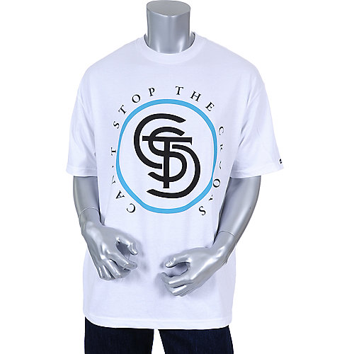 Crooks & Castles Mens Logo Tee