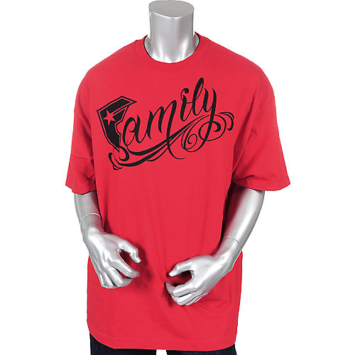 Famous Stars and Straps Mens Family Tee
