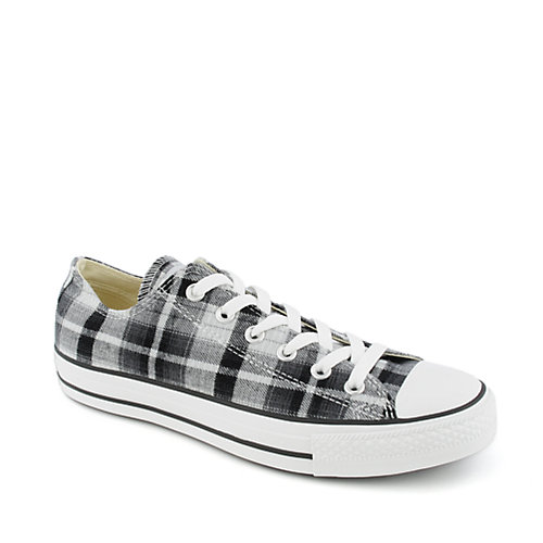 Converse Mens All Star Plaid Ox
