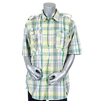 Akademiks Irie SS Woven Shirt