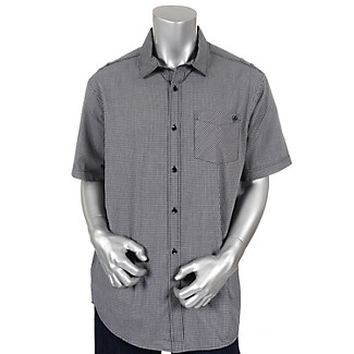 Sean John Mini Checkered Woven Shirt
