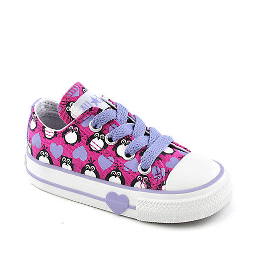 Converse Toddler All Star Print Ox