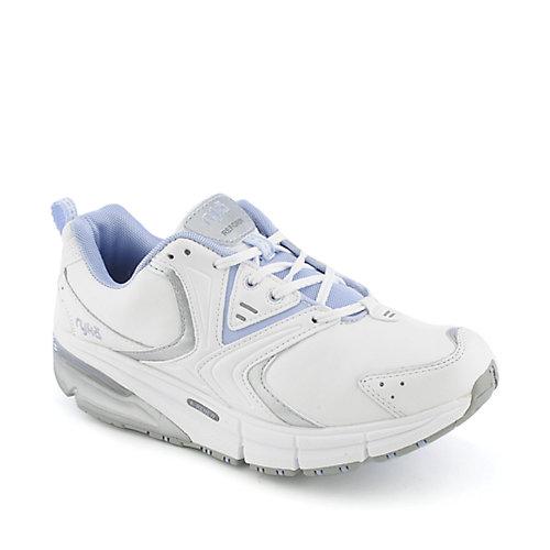 Ryka Womens Reform Walking Shoes White