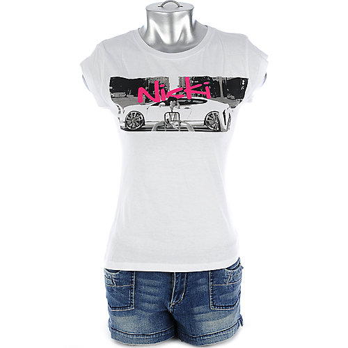 La Camilia Womens Nicki Tee