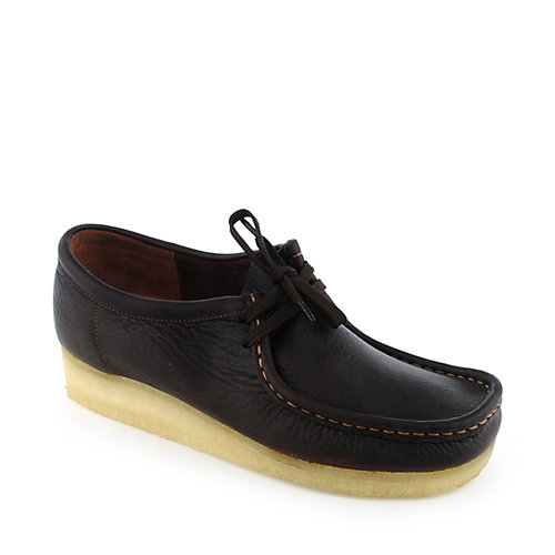 Clarks Mens Wallabee Low