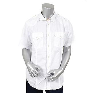Akademiks Deputy SS Woven Shirt