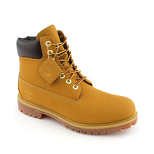 Timberland Mens 6 Scuff Guard