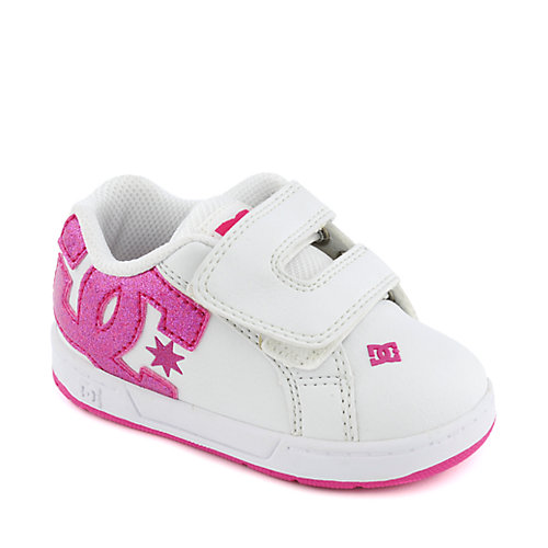 DC Shoes Toddler Court Graffik Velcro 3 SN