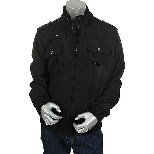 Sean John Mens Wool Jacket