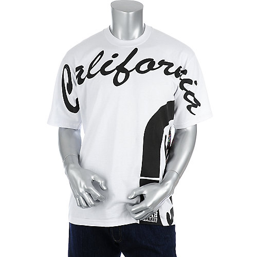 Pro Club Mens Cali License Tee