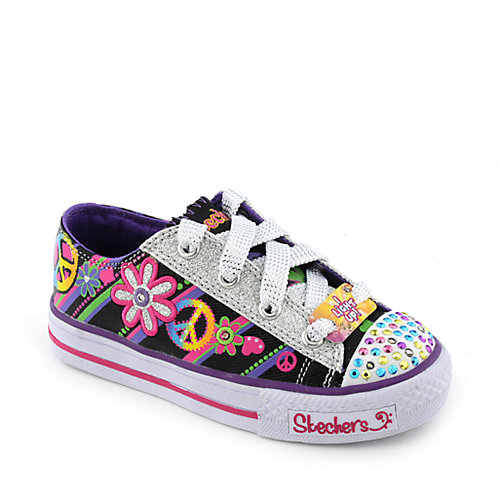 Skechers Youth Shuffles Groovy Baby