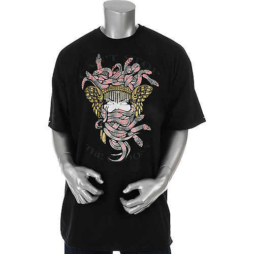 Crooks & Castles Mens Reef Snake Tee