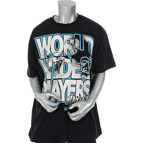 Pimp It Mens World Wide Players Tee