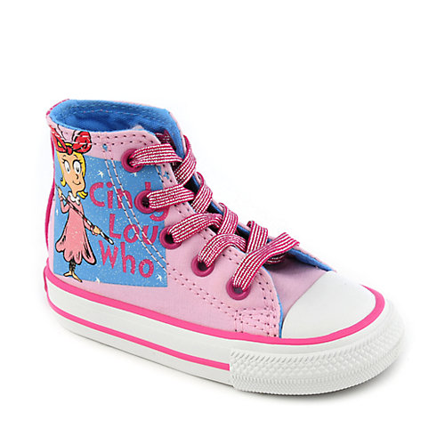Converse Toddler All Star Seuss Hi