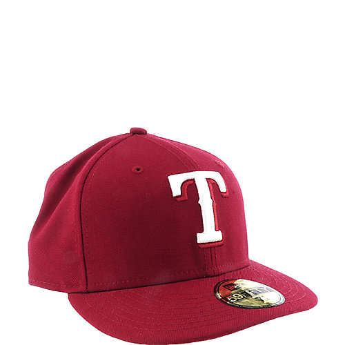 New Era Caps Texas Rangers Cap