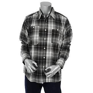 Akademiks Assasin Long Sleeve Woven Shirt