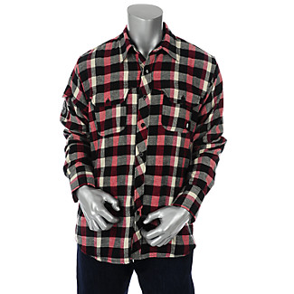 Akademiks Long Sleeve Flannel Shirt