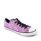 Converse Kids All Star Print Ox