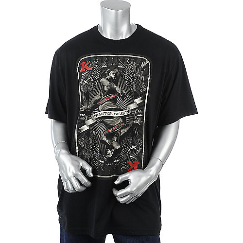 Nike Mens Lebron King Card Tee