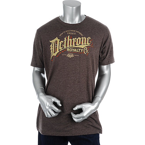Dethrone Royalty Mens Vintage Cain Tee