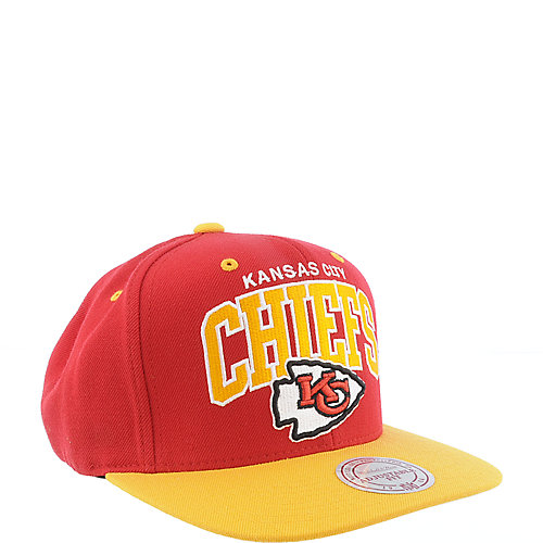 Mitchell and Ness Kansas City Chiefs Cap